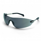 Crews S2212 Blackjack Elite Safety Glasses - Metal Temples - Gray Lens