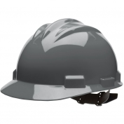Bullard S61DGP Standard Hard Hat - Pinlock Suspension - Dove Grey