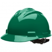 Bullard S61FGP Standard Hard Hat - Pinlock Suspension - Forest Green