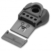 Elvex SA-93 Universal Slot Adapter for Hard Hat Slot Openings (29 MM TO 33 MM)