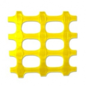 Resinet Heavy Duty Snow Control Fence - 5 ft x 100 ft - Yellow