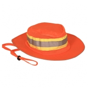 Radians SHO-B Hi-Viz Safari Hat - Orange