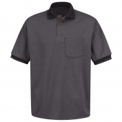 Red Kap SK52 Men's Performance Knit Twill Shirt - Short Sleeve