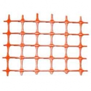 Resinet 6 ft Crowd Control Fence 6x50 ft - Orange