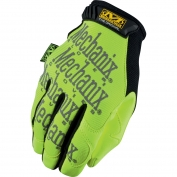 Mechanix SMG-91 Safety Original Gloves - Hi-Viz Yellow