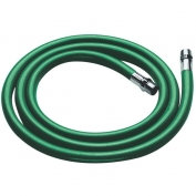 6-Foot 250 psi Pressure Rated Green Hose
