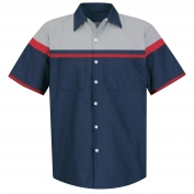 Red Kap SP24AC Performance Tech Shirt - Short Sleeve