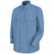 Horace Small SP36 Sentinel Upgraded Security Shirt Long Sleeves - Medium Blue