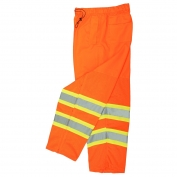 Radians SP61-EPOS Class E Two-Tone Surveyor Safety Pants - Orange