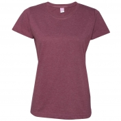 LAT 3505 Women's Vintage Fine Jersey Longer Length T-Shirt