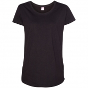 LAT 3509 Women's Scoopneck Maternity T-Shirt