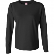 LAT 3588 Women's Long Sleeve Crewneck T-Shirt