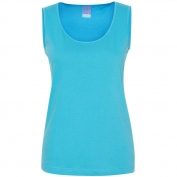 LAT 3590 Women's Scoopneck Tank Top