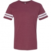 LAT 6937 Vintage Football T-Shirt