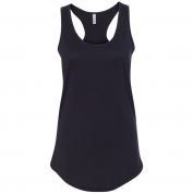 Next Level 1533 Women's Ideal Racerback Tank - Black