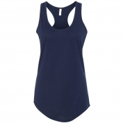 Next Level 1533 Women's Ideal Racerback Tank - Midnight Navy