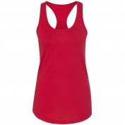Next Level 1533 Women's Ideal Racerback Tank - Red