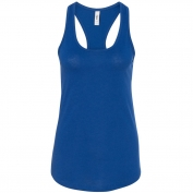 Next Level 1533 Women's Ideal Racerback Tank - Royal Blue