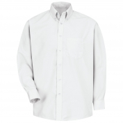 Red Kap SS36 Men's Easy Care Dress Shirt - Long Sleeve
