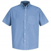 Red Kap SS46 Men's Easy Care Dress Shirt - Short Sleeve