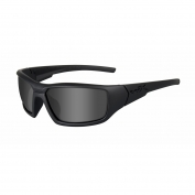 Wiley X Censor Sunglasses - Matte Black Frame - Polarized Grey Lens