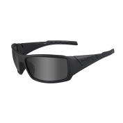 Wiley X Twisted Sunglasses - Matte Black Frame - Polarized Grey Lens