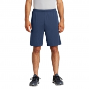Sport-Tek ST355P PosiCharge Competitor Pocketed Shorts - True Navy