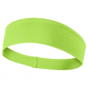 Sport-Tek STA35 PosiCharge Competitor Headband - Lime Shock