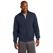 Sport-Tek ST259 Full-Zip Sweatshirt - True Navy