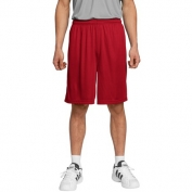 Sport-Tek ST355 Competitor Shorts - True Red