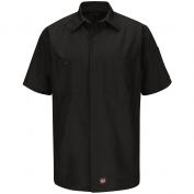 Red Kap SY20 Short Sleeve Solid Crew Shirt