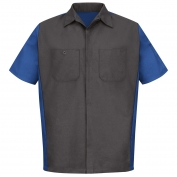 Red Kap SY20 Crew Shirt - Short Sleeve