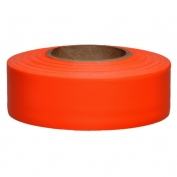 Presco TFOG Taffeta Roll Flagging Tape - Orange Glo