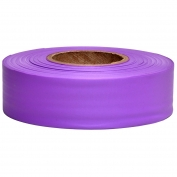 Presco TFPP Taffeta Roll Flagging Tape - Purple