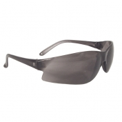 Radians Titan Safety Glasses - Smoke Frame - Smoke Lens
