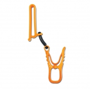 Memphis UCDBO Breakaway Dielectric Glove/Utility Clip - Orange