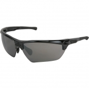 U.S. Safety DM1337B Dominator DM3 Safety Glasses - Black Frame - Black Mirror Lens