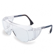 Uvex Ultra-Spec 2001 OTG Safety Glasses - Clear Frame - Clear Lens