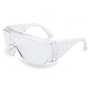 Uvex Ultra-spec 2000 Safety Glasses - Clear Frame - Clear Lens