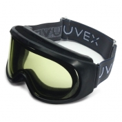 Uvex Climazone Goggles - Black Body - Amber Dual Pane Lens