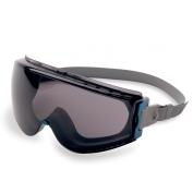 Uvex Stealth Goggles - Teal/Gray Frame - Gray Uvextreme Lens - Neoprene Band