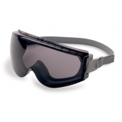 Uvex Stealth Goggles - Gray/Gray Frame - Gray Uvextreme Lens - Neoprene Band