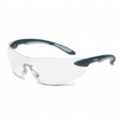 Uvex Ignite Safety Glasses - Black Temples - Clear Anti-Fog Lens