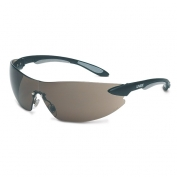 Uvex Ignite Safety Glasses - Black Temples - Gray Lens