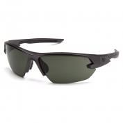 Venture Gear VGSGM1422T Semtex 2.0 Tactical Eyewear - Gunmetal Gray Frame - Forest Gray Anti-Fog Lens