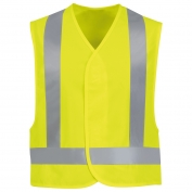 Red Kap VYV6YE Type R Class 2 Hi-Viz Safety Vest