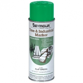 Seymour Tree and Industrial Marking Paint - Green