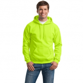 Gildan 18500 Heavy Blend Hooded Sweatshirt - Safety Green