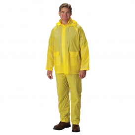 PIP 201-100 Falcon Value 3-Piece Rainsuit - .10mm Thickness