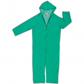 River City 2981 Dominator Coverall - .35mm PVC/Polyester - Green